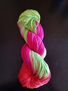 How To Tie-Dye Cotton Yarn   Hooked by Kati