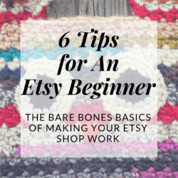 starting out on etsy for beginners | Hooked by Katistarting out on etsy for beginners | Hooked by Kati