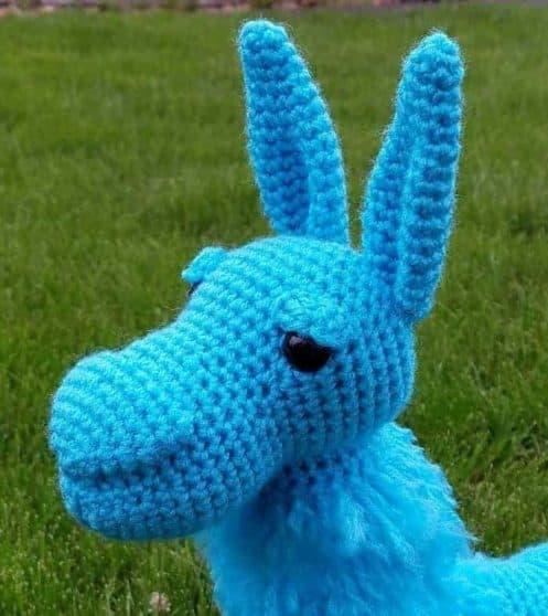 groovy llama free crochet pattern tutorial video