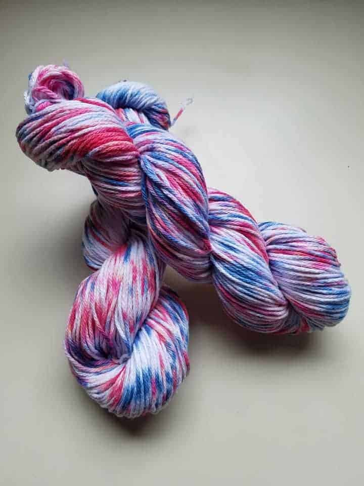 Now Offering Hand-Dyed Yarn on Etsy@