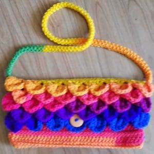 Romanian cord crochet video tutorial