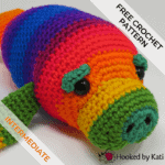 Manatee Amigurumi | Free Crochet Pattern