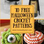 Pattern Round Up | 10 Free Halloween Crochet Patterns