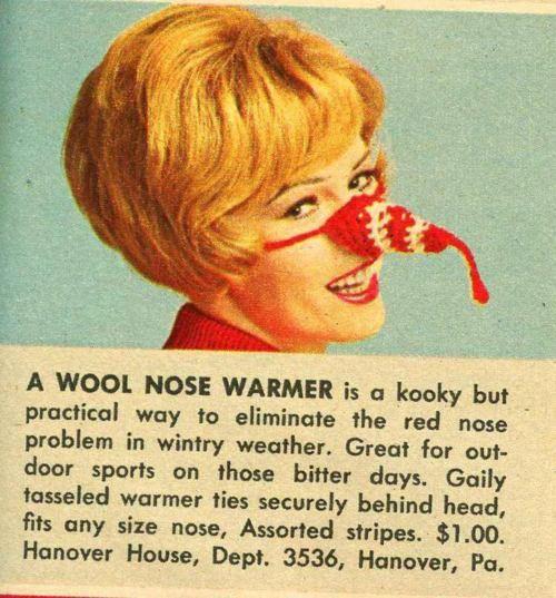 snowman carrot nose warmer free crochet pattern | Hooked by Kati