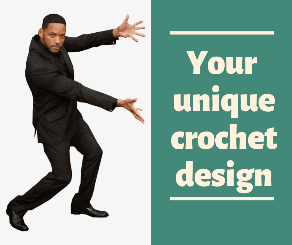How not to steal other designers' work in a world of limited originality. The difference between inspiration and stealing a crochet pattern.