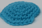 Basic Amigurumi Shapes: Round or Pointy? With increases in different multiples, you can choose how round or pointy you want your 3-dimensional crochet shapes. Hooked by Kati