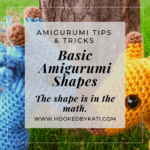 Basic Amigurumi Shapes: The Shape Is In The Math