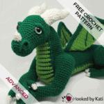 Vincent the Dragon | Free Crochet Pattern