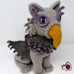 Babineaux the Owlcat product photo