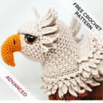 Anduin the Gryphon | Free Crochet Pattern